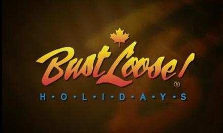 BustLoose.com Logo Animation