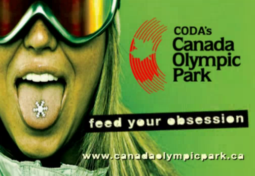 Canada Olympic Park Winter Promo
