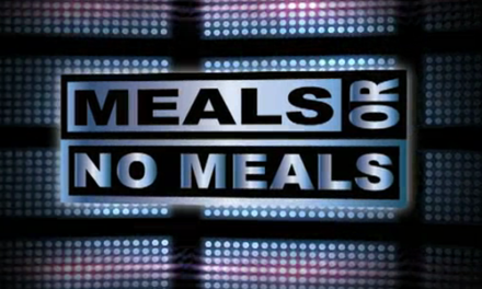 Meals On Wheels Event Logo Animation