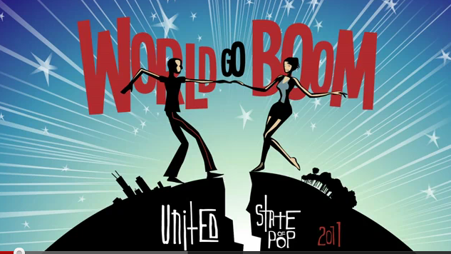 Mashup: United State of Pop 2011