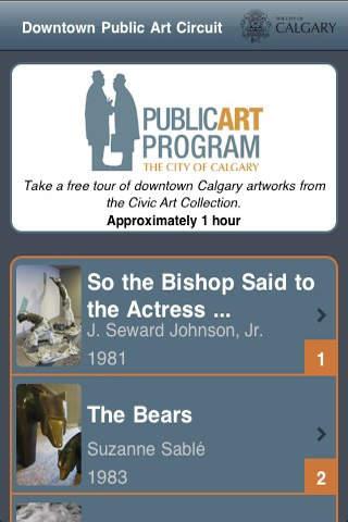 The Art Circuit App