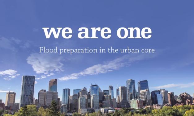 Flood preparations – Behind the scenes