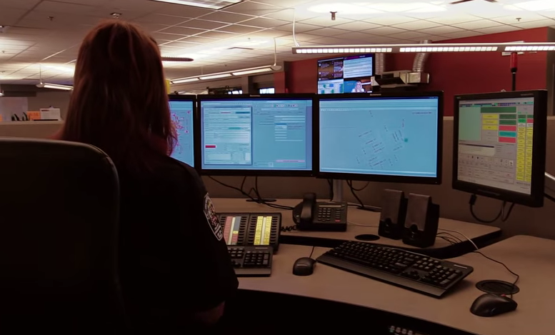 Inside 9-1-1 during the Stampede