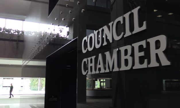 Security enhancements to Council Chamber